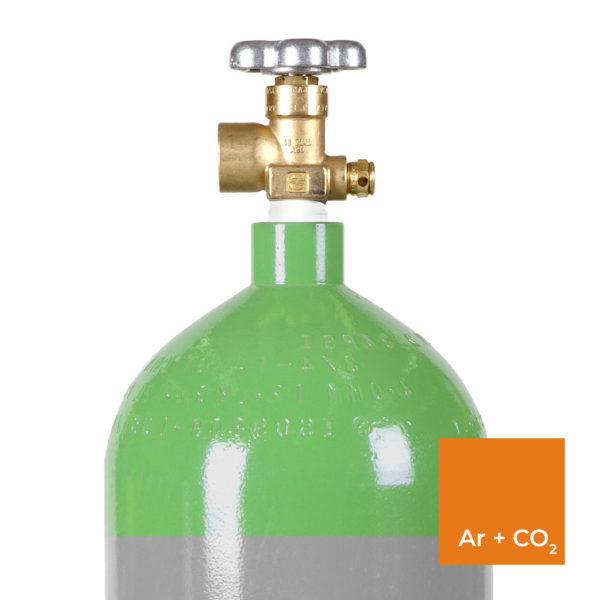 Prodej výčepních plynů – Ar + CO2 argon mix