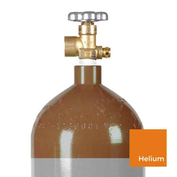Prodej výčepních plynů – He helium do balónků