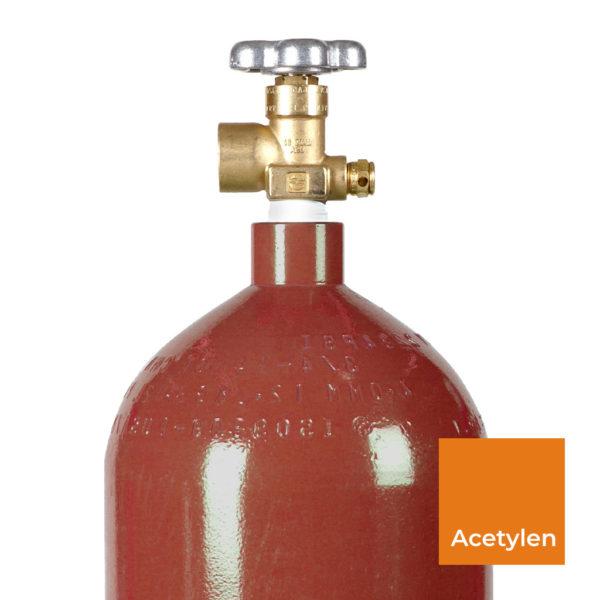Prodej výčepních plynů – acetylen