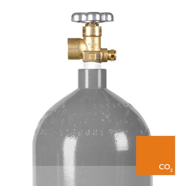 Prodej výčepních plynů – CO2 oxid uhličitý