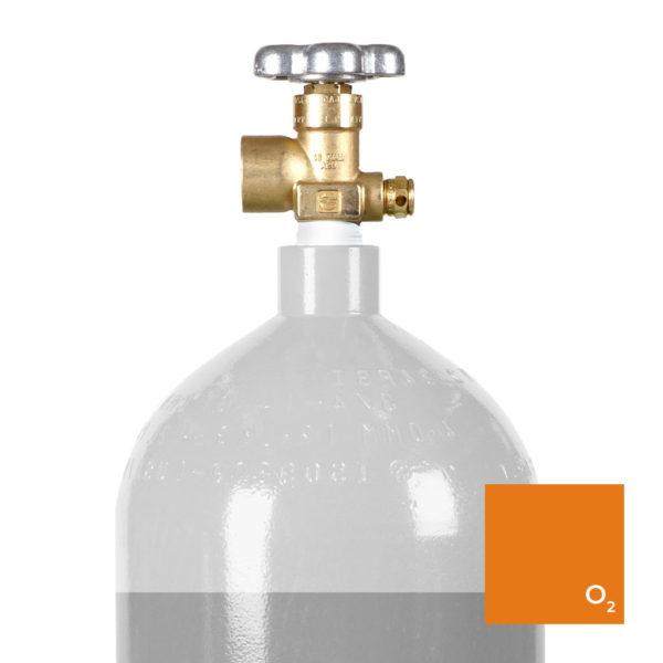 Prodej výčepních plynů – O2 kyslík